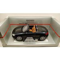 Audi TT Cabrio 1/18 minichamps