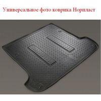 Коврик Norplast в багажник для Hyundai Solaris (седан) с 2010 года