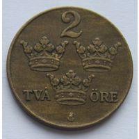 Швеция 2 эре 1937