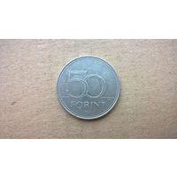 Венгрия 50 форинтов, 2015г.  (-)