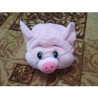 Детская свинка - сумочка как новая