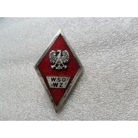 Ромб Польши- Высшая офицерская школа мотострелковых войск