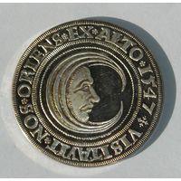 Люнебург 1/2 Талера (1547) 1979 Серебро (2)