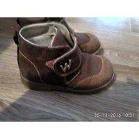 Стильные ботиночки woopy