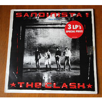 "The Clash ""Sandinista!"" 3LP, 1980"