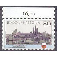 Германия 1989 Бонн герб