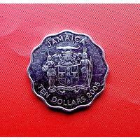 41-20 Ямайка, 10 долларов 2005 г.