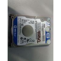 """Жесткий диск для ноутбуков 2.5""""  SATA 320Gb WD WD3200LPVX (907312)"""
