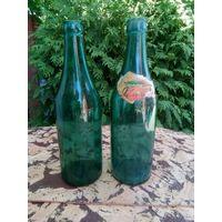 Бутылки лимонад СССР 60-е годы