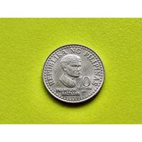 """Филиппины. 10 сентимо 1979 (отметка монетного двора """"BSP"""" - Филиппины, Манила)."""