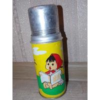 Термос СССР, детская тематика