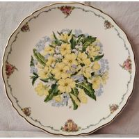 Тарелка коллекционная. Royal Albert .