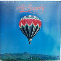 Air Supply, The One That You Love, LP 1981
