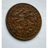 Суринам 1 цент, 1960 2-12-54