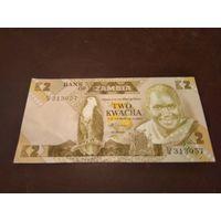 2 квача Замбии