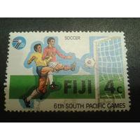 Фиджи 1979 футбол