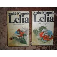 Лелиа или жизнь Жорж Санд, на польском языке, 2 тома