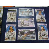 Рас аль Хайма космос освоение Луны. Астронавты США