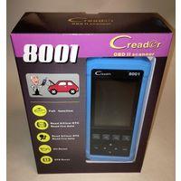 Launch CReader 8001