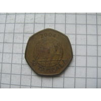 Малави 50 тамбала 2004г.