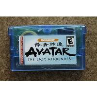 Картридж GameBoy Advance Avatar The Last Airbender на русском