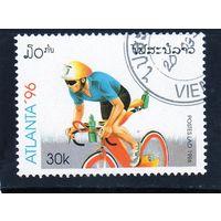 Лаос.Велоспорт.Олимпийские игры.Атланта.1996.
