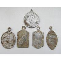 Медальоны,образки католические,С РУБЛЯ