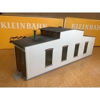 Депо Kleinbahn. Масштаб HO-1:87.