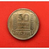 48-06 Алжир, 50 франков 1949 г.