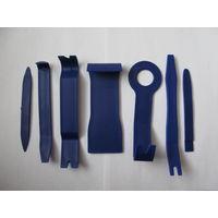 Набор инструментов комплект пластик 7 шт. для удаления обшивок автомобиля