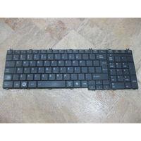 Клавиатура Toshiba C660 PK130CK3A05