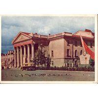 Витебск 1962 год Драмтеатр