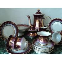 Чайный сервиз  Коростень 1960-91гг.лот 14