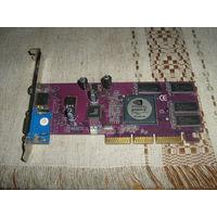 Видеокарта 4MX440-8x