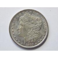 США 1 доллар 1879г Копия