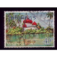 1 марка 1971 год Филиппины 961