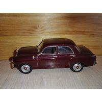 """Mercedes-Benz 180 D,""""Ponton""""1954. Altaya-IXO.1/43."""