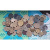 СССР 1921-1957 года. 55 монет МЕГО ЛОТ! Инвестируй в историю!