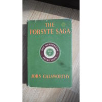 The Forsyte saga by John Galsworthy. London. 1949 г. 720 С.