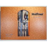 Набор столовых приборов Hoffner Elegance Platinum, 24 предмета!