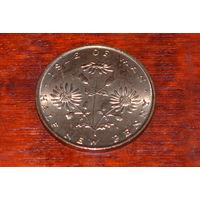 Остров Мэн 1/2 пенни 1975