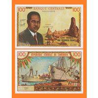 [КОПИЯ] Камерун 100 франков 1962 г.