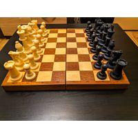 Шахматы винтажные (отличное состояние)
