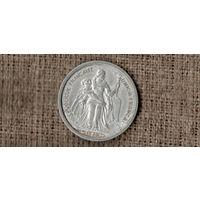 Океания 1 франк 1949 / /Н/