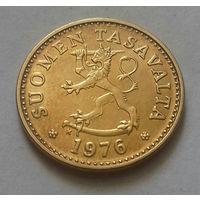 10 пенни, Финляндия 1976 г.