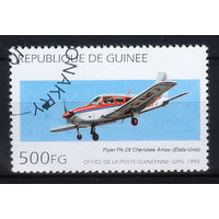 1995 Гвинея. Piper Pa-28-180 R