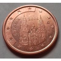 5 евроцентов, Испания 2006 г., AU