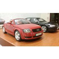 Audi TT Roadster (Maisto)
