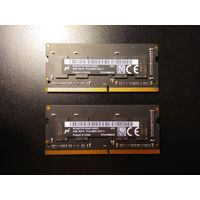 Оригинальная оперативная память Mac Mini 2018 - Micron MTA4ATF51264HZ-2G6E3  8.0GB (2x4GB) 2666MHz DDR4 SO-DIMM PC4-2666V
