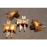 Микропереключатели ПД9-5  5шт